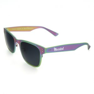 G5 TITANIUM HEAT TREATED POLARIZED BLACK
